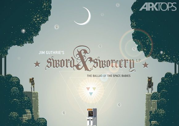 Superbrothers Sword & Sworcery-cover