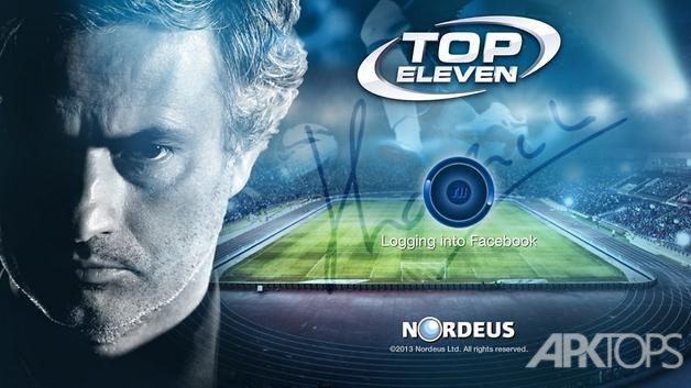 دانلود بازی Top Eleven Be a Soccer Manager 2.33 برای اندروید