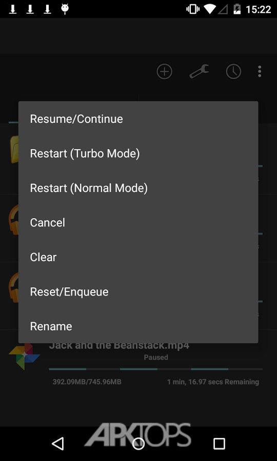 Turbo Download Manager v5.26 توربو دانلود منیجر