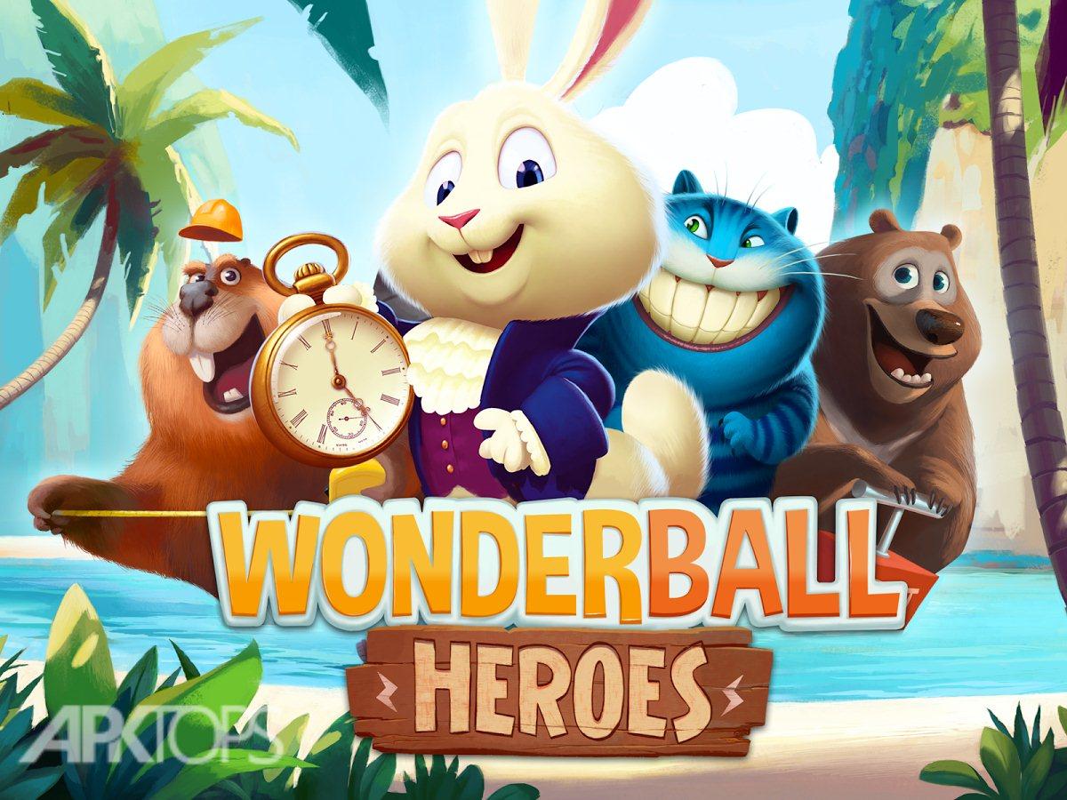 Wonderball Heroes2[APKTOPS.ir]