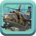 X Helicopter Flight 3D-icon