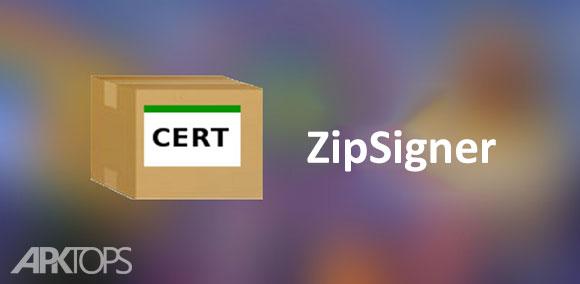 ZipSigner