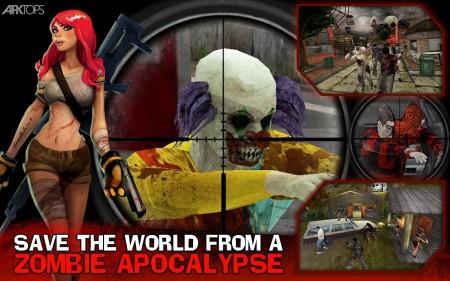 Zombie Hunter Apocalypse-4