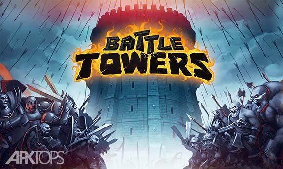 Battle Towers دانلود بازی برج های نبرد