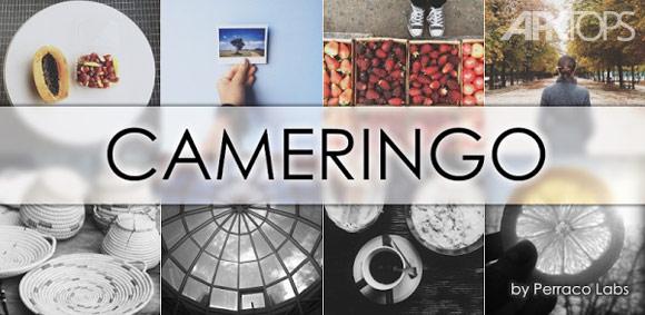 Cameringo+ Filters Camera v2.8.28 برنامه فیلتر های زیبا برای تصاویر