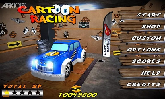 Cartoon Racing Premium