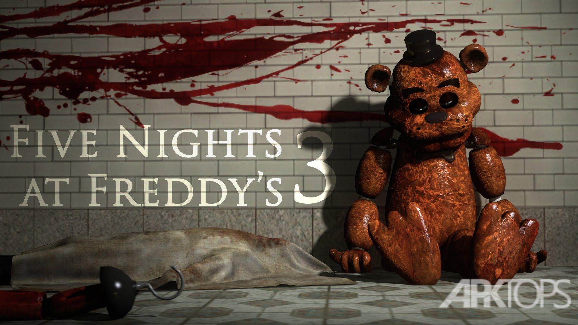 Five Nights at Freddy's 3[APKTOPS.ir]