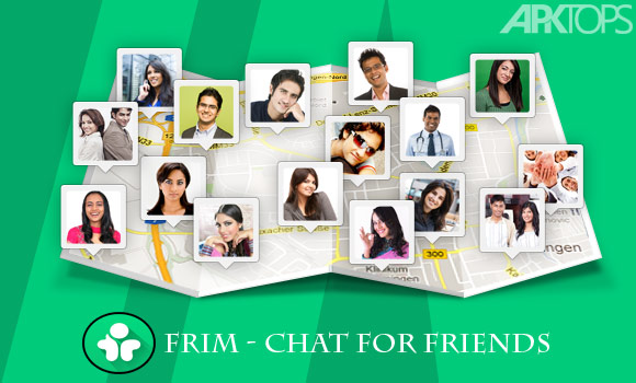 Frim---chat-for-friends