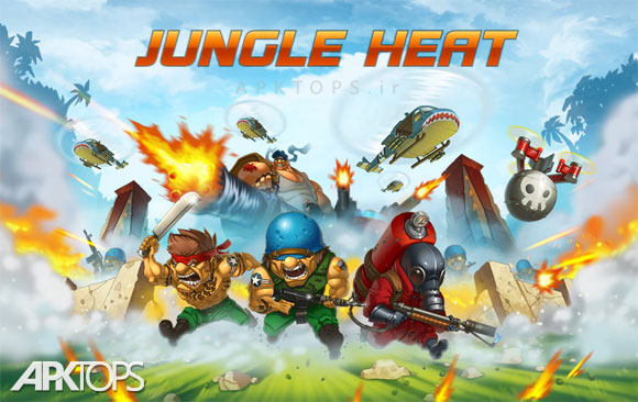 دانلود Jungle Heat: War of Clans
