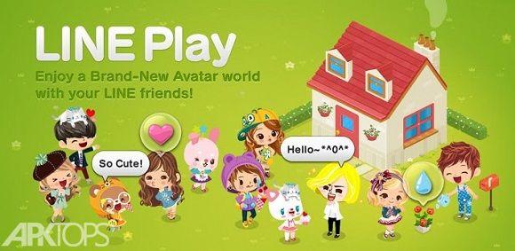 دانلود بازی Line Play V3.0.0.0 - سری بازی های مسنجر لاین