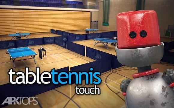 دانلود بازی Table Tennis Touch V1.1.1517.1 - تنیس روی میز + دیتا + تریلر