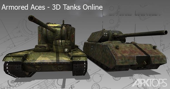 Armored-Aces---3D-Tanks-Online