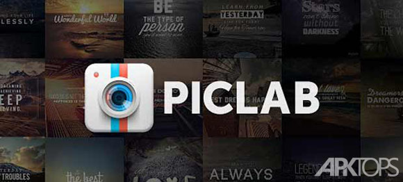 PicLab---Photo-Editor