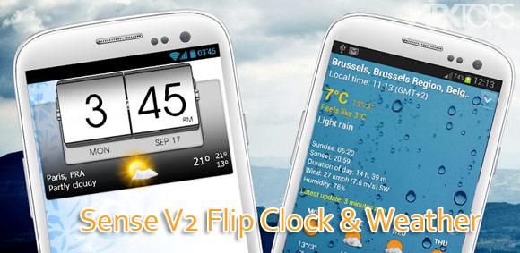 Sense-V2-Flip-Clock-&-Weather-cover