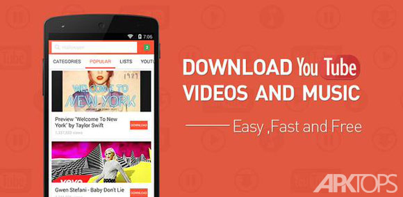 SnapTube---YouTube-Downloader-HD-Video اسنپ تیوب
