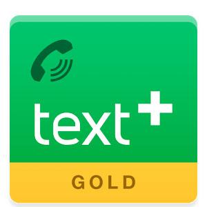 TextPlus-Gold-Free-Text+Calls-logo