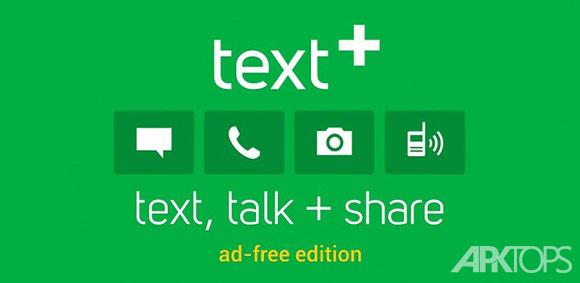 TextPlus-Gold-Free-Text+Calls شماره مجازی