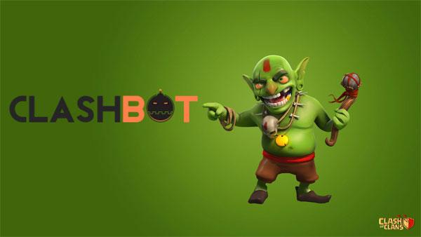 دانلود رایگان نسخه جدید ربات کلش اف کلنز ClashBot