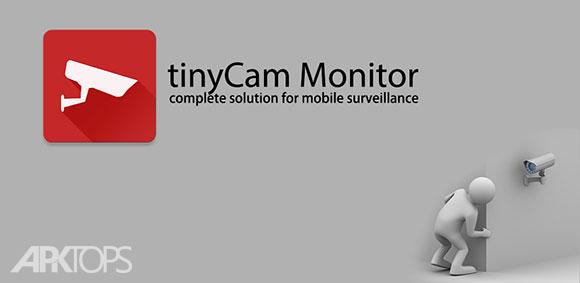 tinyCam Monitor PRO for IP Cam 6.3.4دانلود نرم افزار کنترل و اتصال به دوربین های مداربسته برای اندروید