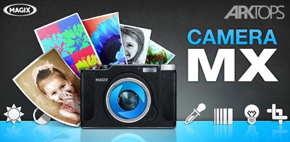 دانلود Camera MX v3.3.0 برنامه عکاسی حرفه ای در اندروید