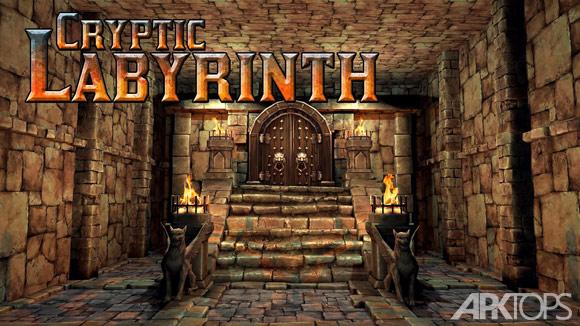 Cryptic-Labyrinth