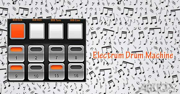 Electrum-Drum-Machine-Sampler