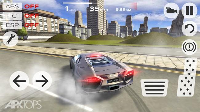 Extreme Car Driving Simulator Destruction