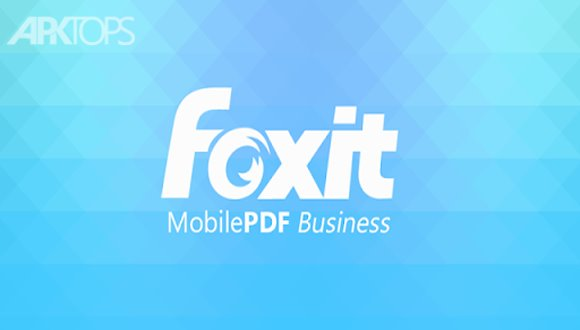 Foxit Mobile_cover فوکسیت ریدر