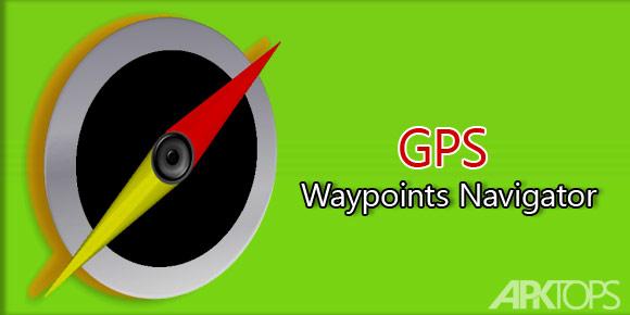 GPS-Waypoints-Navigator