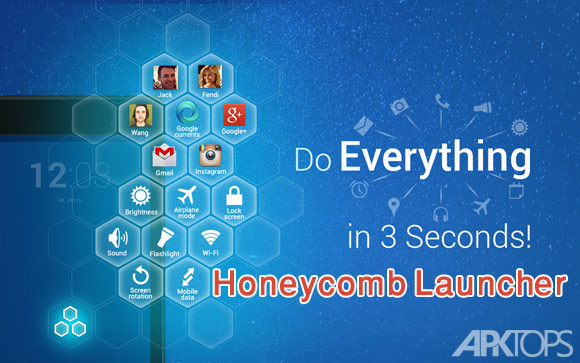 Honeycomb-Launcher