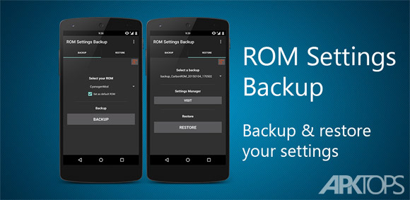 ROM-Settings-Backup-Pro