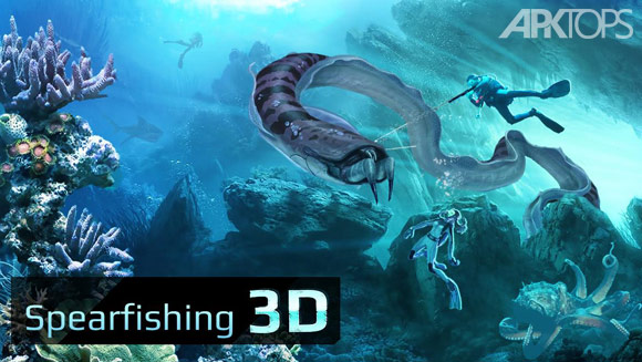 Spearfishing-3D