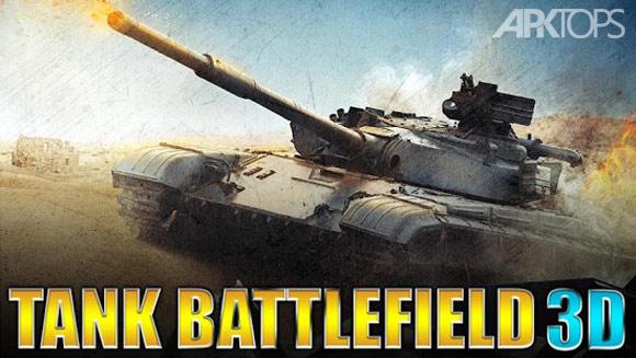Tank-Battlefield-3D