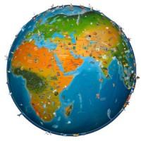 world map atlas 2015 World Atlas 2015 Premium v2.9.5 دانلود برنامه اطلس جهان برای اندروید