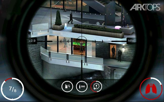 Hitman: Sniper v1.7.115752 دانلود بازی هیتمن تک تیرانداز برای اندروید
