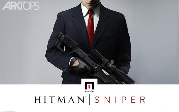 بازی هیتمن تک تیرانداز | بازی جدید با اسلحه