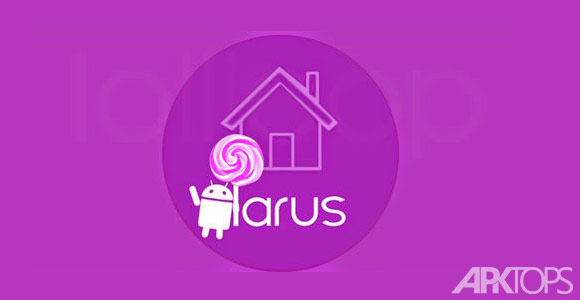 Larus Lollipop Launcher