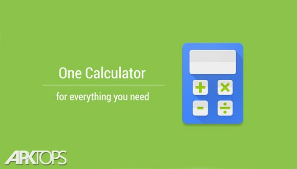 One Calculator_cover
