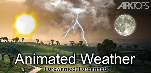 Weather-Animated-Widgets