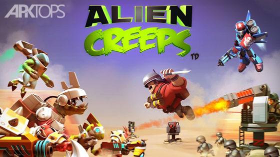دانلود Alien Creeps TD