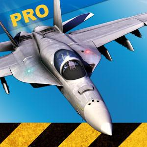 Carrier Landings Pro v4.2.1 دانلود بازی شبیه ساز فرود جت برای اندروید