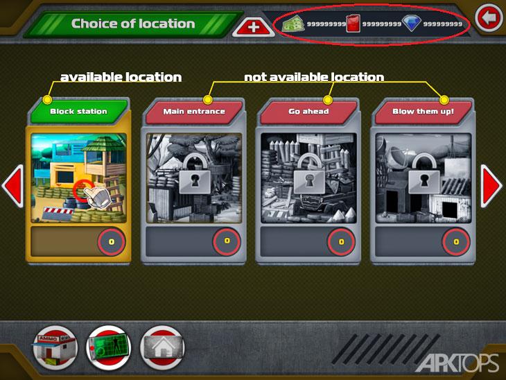 تصویر ثبت شده از نسخه مود شده بازی