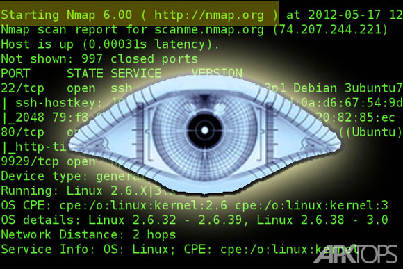 Pamn-IP-Scanner