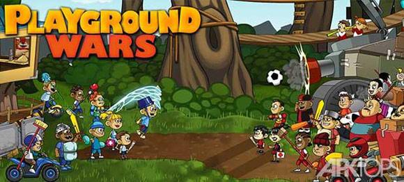 Playground-Wars