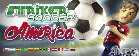 Striker-Soccer-America