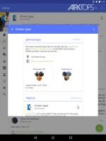 Talon for Twitter (Plus) v5.8.0 دانلود نرم افزار اتصال به توییتر برای اندروید