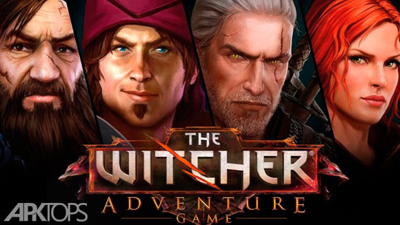 The-Witcher-Adventure-Game-Characters