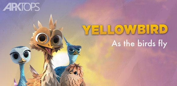 Yellowbird-As-The-Birds-Fly