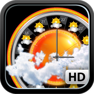 eWeather HD, Radar HD, Alerts v7.9.4 دانلود برنامه مشاهده وضعیت اب و هوا اندروید اندروید