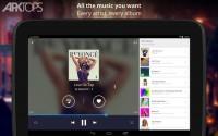 Deezer Music v5.4.0.21 دانلود برنامه پخش آنلاین موسیقی برای اندروید